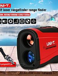 Недорогие -лазерный дальномер uni-t lm800 лазерный дальномер телескоп измеренный 800м