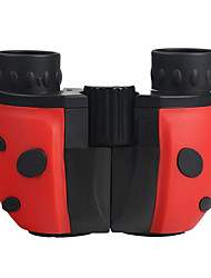 cheap -8X22 high magnification binoculars green film HD waterproof low light level night vision
