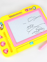 cheap -Drawing Toy Drawing Tablet School Office Desk Toys Magnetic Hard Plastic Classic Kid's Boys' Girls' Toy Gift
