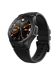 cheap -TicWatch TicWatch Pro Men Women Smartwatch Android iOS WIFI Bluetooth Waterproof GPS Heart Rate Monitor Blood Pressure Measurement Sports ECG+PPG Timer Stopwatch Pedometer Call Reminder