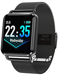 cheap -Q3 Smart Watch BT Fitness Tracker Support Notify & Heart Rate Monitor Compatible Samsung/Iphone/Android Phones