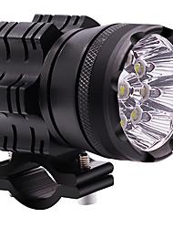 cheap -2pcs/set LED Motorcycle Headlight Fog Spot Headlamp Spotlight