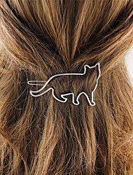 cheap -Women's Trendy Fashion Gold Plated Hair Jewelry School Festival