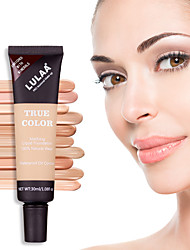 cheap -Professional Base Foundation Oil-control Long Lasting Cosmetic Full Coverage Concealer Foundation