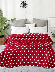 cheap -Bedspread - Polyester Quilted Classic / Fashion / Star 1pc Flat Sheet