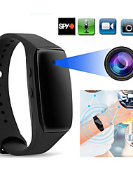 cheap -HD 1080P Bracelet Smart Watch Wristband Camera Mini Video Recorder