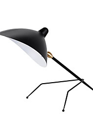 cheap -Metal Table Lamp Spider Shape Desk Light Reading Light Black American Simple Reading Light with Adjustable Head