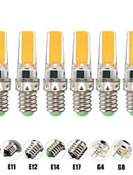 cheap -6pcs 9 W LED Corn Lights LED Bi-pin Lights 900 lm E14 G9 G4 T 1 LED Beads COB Warm White White 220 V 110 V