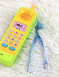 cheap -The Thumb Light Music Phone(Color Random)