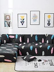 abordables -Housse de canapé Plantes / Classique / Moderne Imprimé Polyester Literie