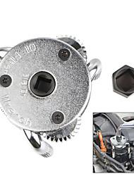 Недорогие -2-х канальный масляный фильтр-гаечный ключ с авторегулировкой универсальный съемник с 3 челюстями для легковых грузовиков