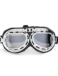 cheap -Outdoor Pilot Goggles Anti-shock Anti-sand Goggles Vintage Sports Goggles Frame