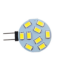 cheap -1pc 2 W LED Bi-pin Lights 280 lm G4 9 LED Beads SMD 5730 9-30 V