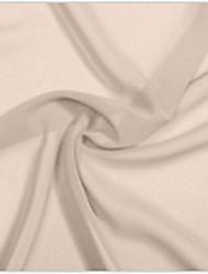 Недорогие -Джерси Однотонный Неэластичный 150 cm ширина ткань для Подкладка продано посредством метр