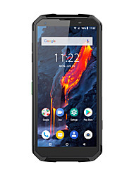 """Недорогие -Blackview BV9500 plus 5.7 дюймовый """" 4G смартфоны (4GB + 64Гб 3 mp / 16 mp MediaTek MT6771 10000 mAh mAh) /  двойной фотоаппарат"""