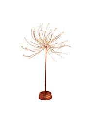 abordables -a conduit les lampes ambiantes contemporaines artistiques de lampe de table ambiante de pissenlit / belle lampe de table pour la chambre à coucher / d'intérieur
