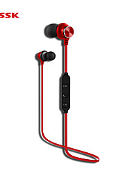 cheap -SSK BT01 Noise Cancelling Bluetooth Sports Earphone Magnetic Wireless Headset Waterproof for Mobile Phones Music CSR Chips