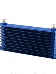Недорогие -10row an10 универсальный комплект для замены фильтра масляного радиатора коробки передач двигателя