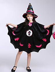 cheap -Inspired by Rosario and Vampire Hogwarts School of Witchcraft and Wizardry Anime Cosplay Costumes Japanese Cosplay Suits Bags and Purses / Cloak / Hat For Girls'