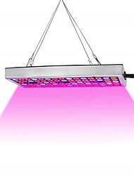 cheap -Grow Light LED Plant Growing Light Full Spectrum For Greenhouse Hydroponic White Red Blue 85-265V 25 W 2000 lm 75 LED Beads Vegetable Greenhouse