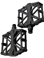 cheap -Bike Pedals Anti-Slip Thick Durable Aluminum Alloy for Cycling Bicycle Road Bike Mountain Bike MTB Black