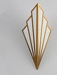 abordables -Design nouveau LED / Moderne contemporain Appliques Chambre à coucher / Bureau / Bureau de maison Métal Applique murale 110-120V / 220-240V 5 W / E12 / E14