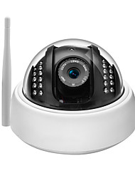 cheap -BESDER Hd Wireless Webcam Conch Hemisphere Intelligent Monitoring Home Night Vision Security Equipment