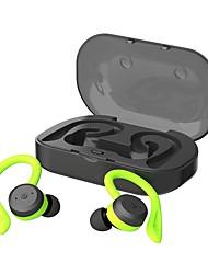 Недорогие -kawbrown be1018 tws ipx7 водонепроницаемые наушники с креплением-крючком bluetooth 5.0 с шумоподавлением и зарядкой для телефона