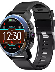 cheap -Kospet Optimus Pro 4G-LTE Smart Watch Dual Chip System Fitness Tracker Support GPS/Notify Smartwatch phone with AMOLED Screen /8.0MP Camera