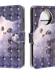 cheap -Case For Nokia 9 PureView / Nokia 7.1 / Nokia 4.2 Wallet / Card Holder / Flip Full Body Cases Cat PU Leather For Nokia 1 Plus/Nokia X71