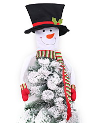 cheap -Christmas Ornaments Christmas Cotton Fabric Mini Cartoon Christmas Decoration