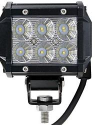 cheap -1pcs 4 Inch 18W LED Work Light Bar Lamp for Car Truck Off Road