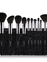 cheap -Professional Makeup Brushes 10pcs Soft Cool Comfy Plastic for Makeup Brush