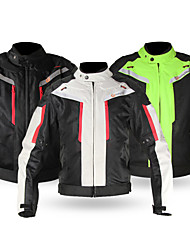 cheap -SRATE Men's Cycling Jacket Bike Winter Jacket Motorcyle Clothing Top Thermal / Warm Windproof Quick Dry Sports Winter Black / White / Green Mountain Bike MTB Road Bike Cycling Clothing Apparel Bike