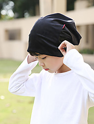 cheap -Kids Boys' Solid Colored Hats & Caps Black One-Size