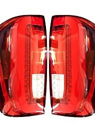 Недорогие -2 x задний фонарь освещения автомобиля для Nissan Navara NP300 D23 2015-2019 границы 18-19
