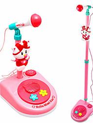 Недорогие -Электронный орган Скрип Милый удобный Смешанные материалы Универсальные Дети 1 pcs Выпускные подарки Игрушки Подарок