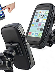 cheap -5.5 inch Handlebar Bike Bicycle Mount Holder with Waterproof Case Universal Case for Mobile Phone GPS WHShopping