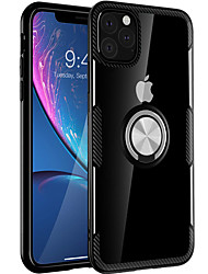 cheap -Ring Clear Protective Phone Case for iPhone 11 11 Pro 11 Pro Max XS Max XR XS X 8 8 Plus 7 7 Plus 6 6 Plus 6s 6s Plus