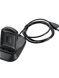 Недорогие -SmartWatch зарядное устройство / док-зарядное устройство USB зарядное устройство USB нормальный 1 USB-порт 0,7 DC 5 В для FitBit Blaze