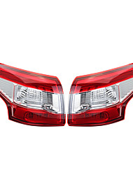 cheap -Car Outer Rear LED Tail Light Red Left(#1)/Right(#2) Harness for Nissan Qashqai 2014-2016 - Left