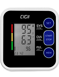 cheap -B26--W  Digital blood pressure automatic upper arm heartbeat rate pulse monitor sphygmomanometer