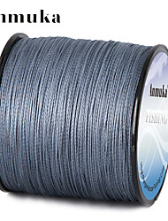 cheap -PE Braided Line / Dyneema / Superline 500M / 550 Yards Nylon 120LB 0.7 mm Sea Fishing Fly Fishing Bait Casting / Spinning / Carp Fishing / General Fishing / Trolling & Boat Fishing
