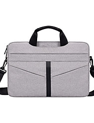 cheap -1Pc Wholesale Custom Fancy Men Women Portable Shoulder Tote 14 Inch Laptop Bag