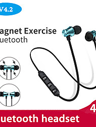cheap -LITBest XT11 Sports Outdoor Wireless Sport Fitness Bluetooth 4.2 Stereo Dual Drivers with Microphone