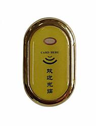 abordables -Factory OEM PRND-RF603 alliage de zinc Verrouillage de carte Smart Home Security Android Système RFID Maison / Bureau Autres (Mode de déverrouillage Carte)