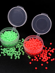 cheap -200 pcs Fly Tying Materials Rubber Luminous Ultra Light (UL) Sea Fishing Fly Fishing Freshwater Fishing
