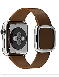 cheap -Watch Band for Apple Watch Series 5/4 / Apple Watch Series 3/2/1 Apple Sport Band Genuine Leather Wrist Strap