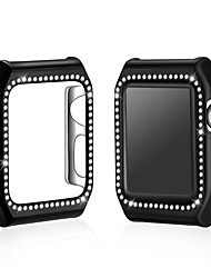 cheap -Cases For Apple Watch Series 3 / Apple Watch Series 2 / Apple Watch Series 1 Plastic Compatibility Apple