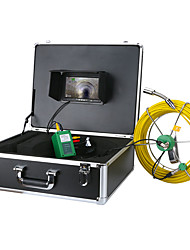 cheap -MOUNTAINONE F9200D 30M 7inch DVR sewer pipe inspection camera 1/3 Inch CMOS Endoscope camera IP68